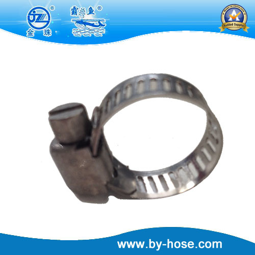 Professional Manufacturer Supply Stainless Steel Hose Clamp pictures & photos