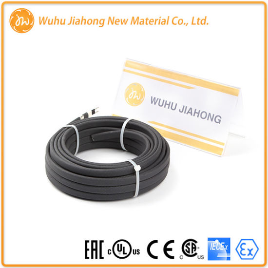 Roof and Gutter De-Frost Self Regulated Heating Cables