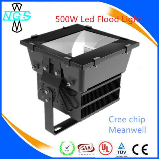Football Stadium Light 400W 500W 1000W High Mast LED Floodlight pictures & photos