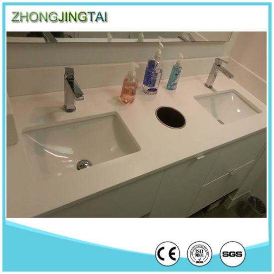 Marble Granite Quartz Travertine Limestone Saopstone Bathroom Vanity Top