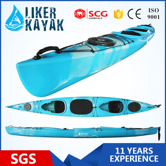 OEM 55m Tandem Sea Double Kayak For Sale