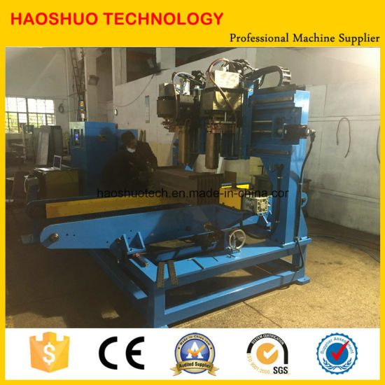 Spot Welding Machine for Corrugated Fin Embossment Welding pictures & photos