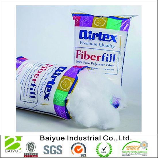 High-Loft Polyester Fiber Filling for Handicrafts pictures & photos