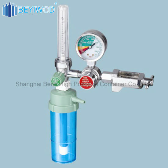 Gas Safety Device Medical Oxygen Regulator Philippine Export Products