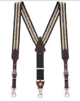 Men's Elastic Simg; Strap British Men's Suspenders