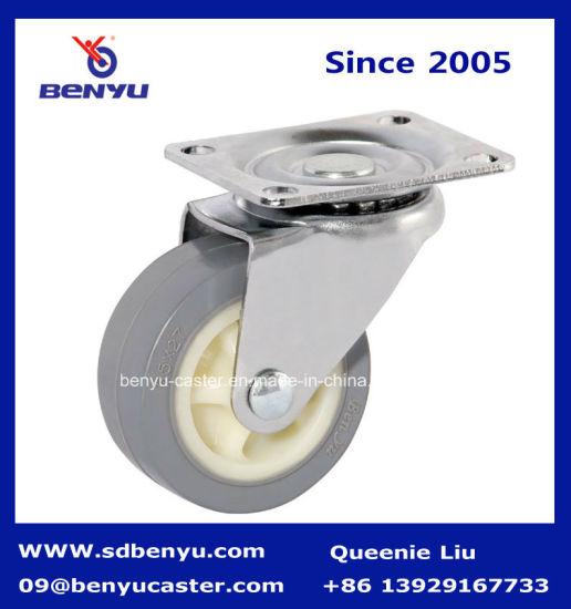 Mute PU Wheel Castor