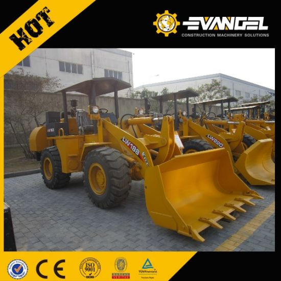 Changlin Wheel Loader 957h (5 ton wheel loader) pictures & photos