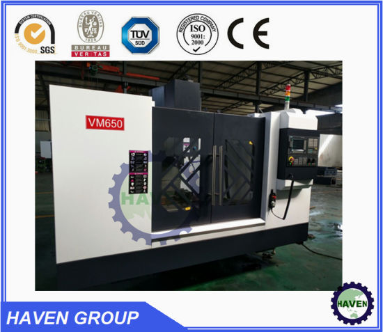 Vmc80 CNC Milling Machine, CNC Machine Center pictures & photos