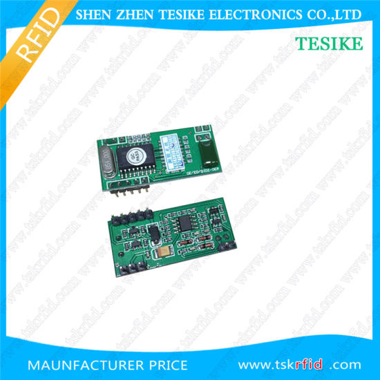 China ISO14443A 13 56MHz RFID RC522 Reader Writer Module