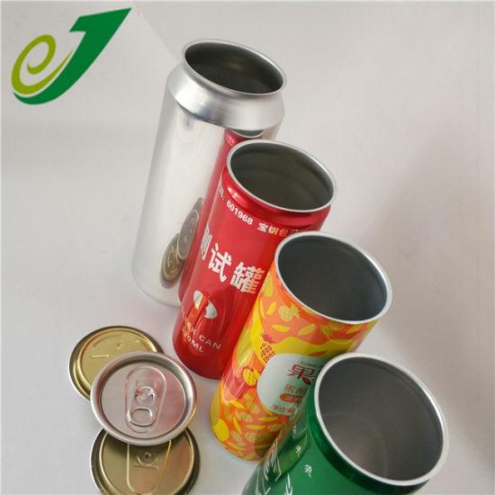 Slim Sleek 250ml 330ml Aluminum Soda Can