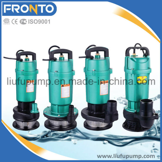 220-Volt Submersible Water Pump for Deep Well