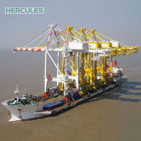 30 Ton Professional Shipyard Portal Container Crane pictures & photos