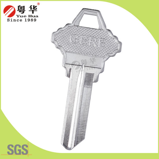Hot Sale Coustomized Brass Door Key Blank for Locks pictures & photos