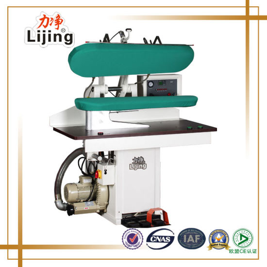 Commercial Laundry Semi Automatic Universal Press Iron Machine for Clothes