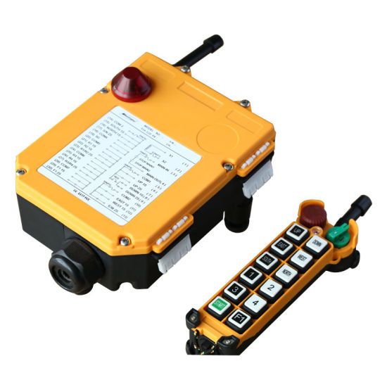 F24-12s Industrial Electric Crane Wireless Remote Controller Switch Receiver Transmitter