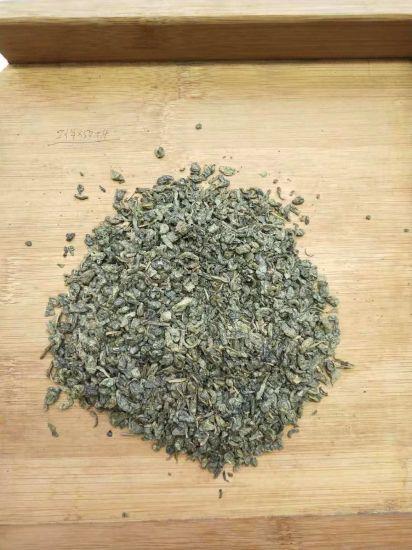 EU Standard Organic Leaf Gun Powder 3505A of Tea Drink