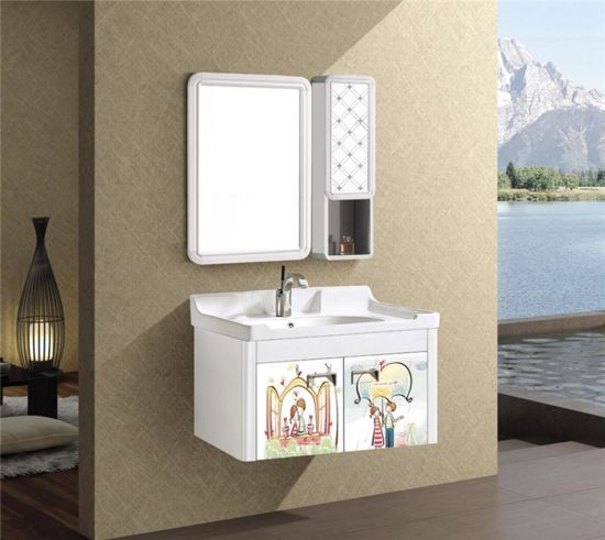 Bathroom Furniture Bathroom Vanity (T-9725) pictures & photos