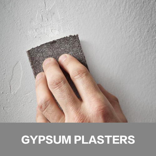 Cellulose Ether HPMC for Gypsum Plasters