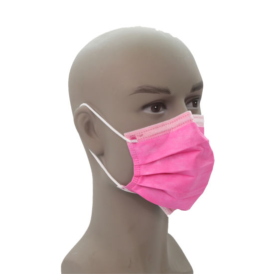 level 3 disposable face mask