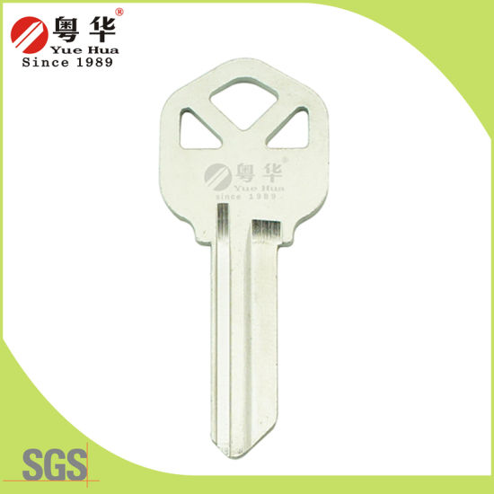 Promotion Brass Kw1 Door Key Blank for Lock pictures & photos
