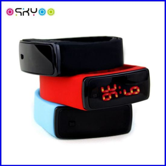 New Arrival Touch Screen LED Digital Watch