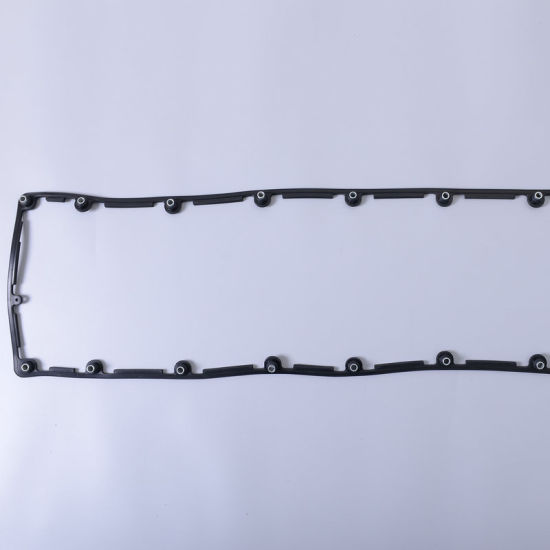 Custom Non Standard NBR Rubber Seal Gasket Rubber Profile for Auto Engines
