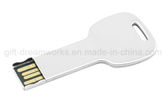Metal Key USB Flash Drive pictures & photos