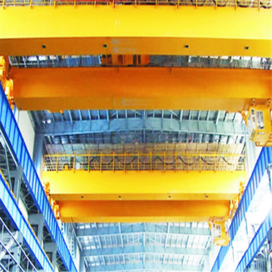 280 Ton Metallurgy Crane/Lifting Ladle Explosion-Proof Overhead Casting Crane From Helen 3# pictures & photos