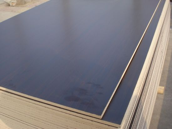 Ordinaire Different Melamine Color Paper Laminate MDF For Furniture
