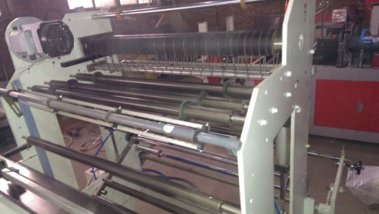 New Arrival Japanese Garbage Bag Making Machine pictures & photos