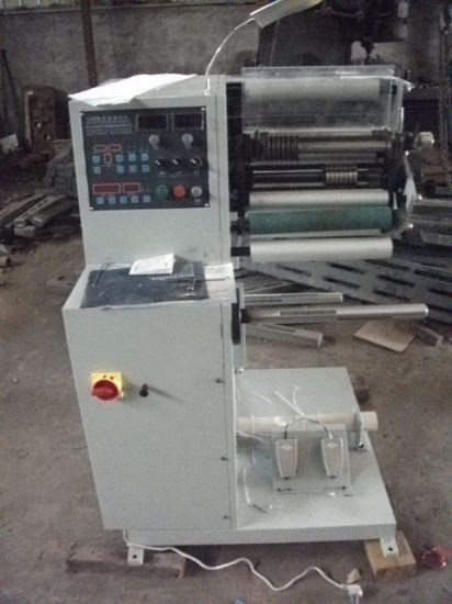 Slitting Machine with Two Shafts (FQ-420) pictures & photos