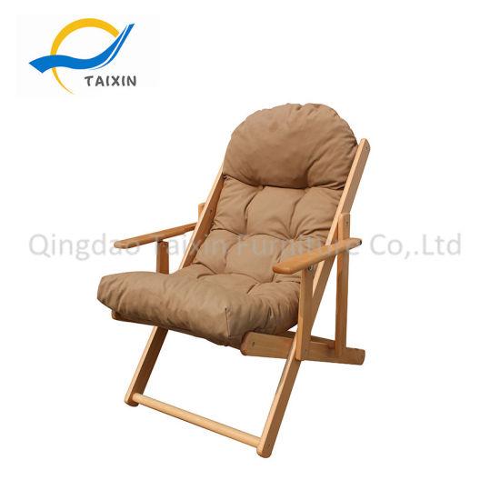 Portable Outdoor Furniture Lying Beach Chair