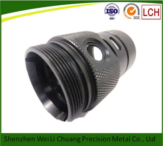 Housing Aluminum CNC Machined Parts Customzied