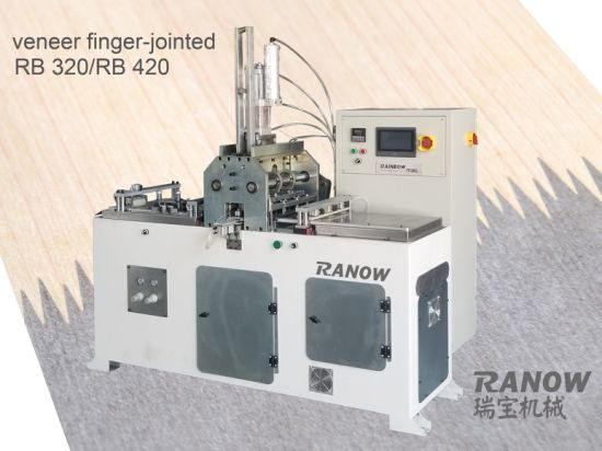 Edge Banding Veneer Finger Jointing Woodworking Machine