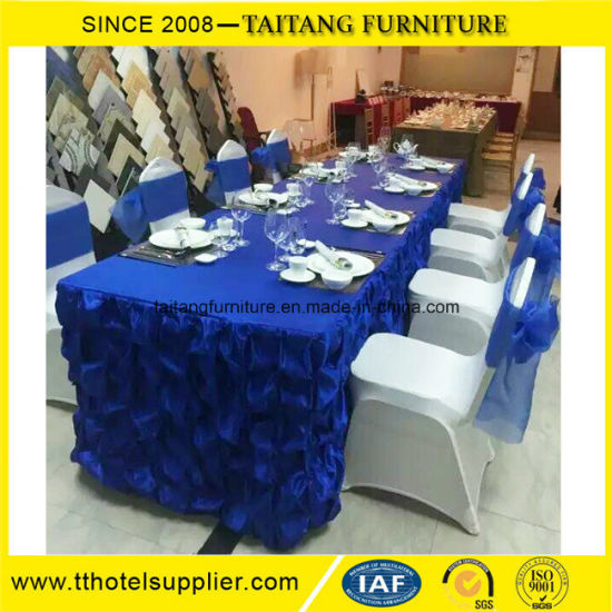 China Top Sale Banquet Wedding Used Spandex Chair Covers China