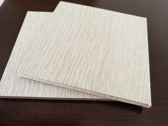 Different Melamine Color Paper Laminate MDF For Furniture