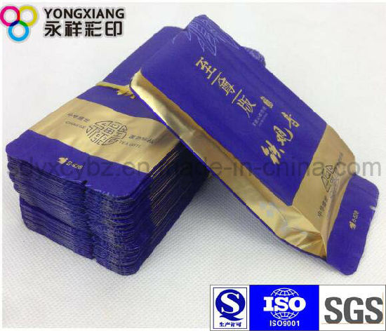 Special Tea Packaging Foil Bag pictures & photos