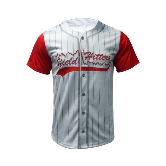 super popular 8f0e3 9cfff Customized Men Baseball Uniform Softball Jersey Design Baseball Jerseys