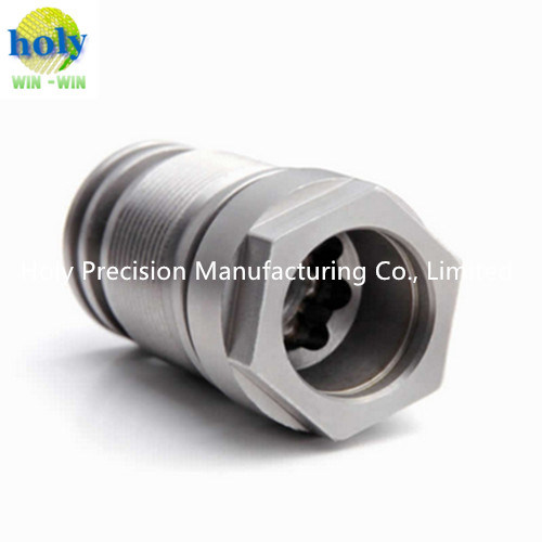 CNC Turning Aluminum Hardware CNC Machined Part