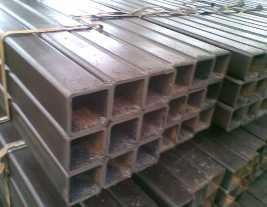 Q235B Mild Steel Hollow Section pictures & photos
