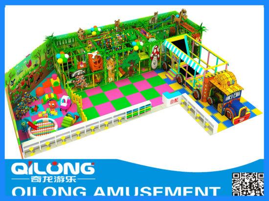 Kids Pool of Play Center (QL-150602E)