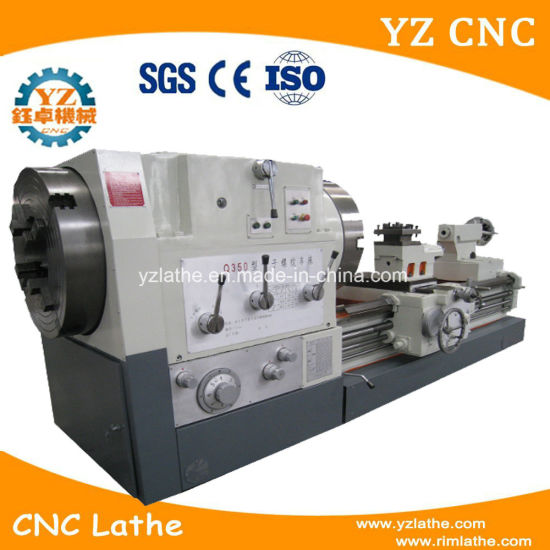 Q350 Pipe Threading Lathe Machine pictures & photos