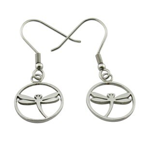 Dragonfly Fashion Earring Stainless Steel Jewelry pictures & photos