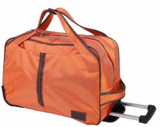 Fashionable Design Trolley Luggage Set 19