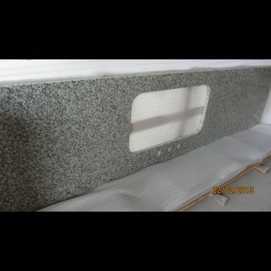 Cheap China Granite Tiger Skin White Island Tops for Kitchen pictures & photos