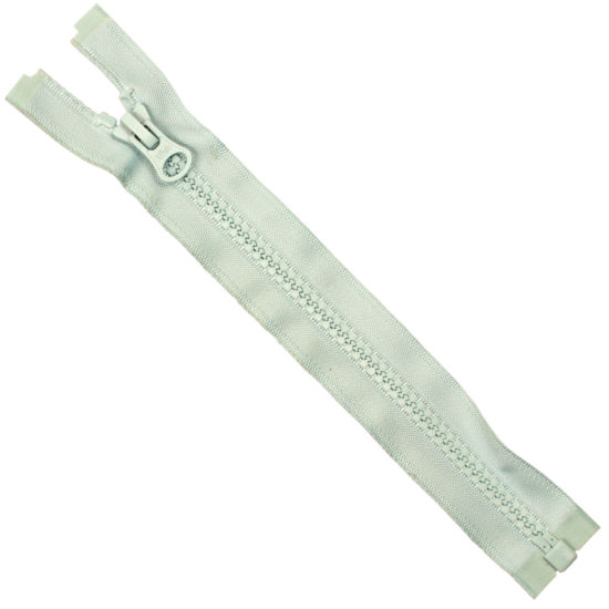 Custom Colors #5 Plastic Zipper Open End Auto Lock