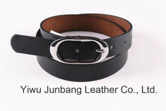58c6f6ba7 China Latest Fashion Women′s PU Reversible Belts--Jbe1615 - China ...