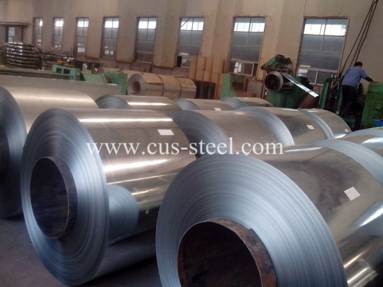 Dx51d Galvanized Steel Plate /Hot Dipped Galvanized Coiled Steel Sheet