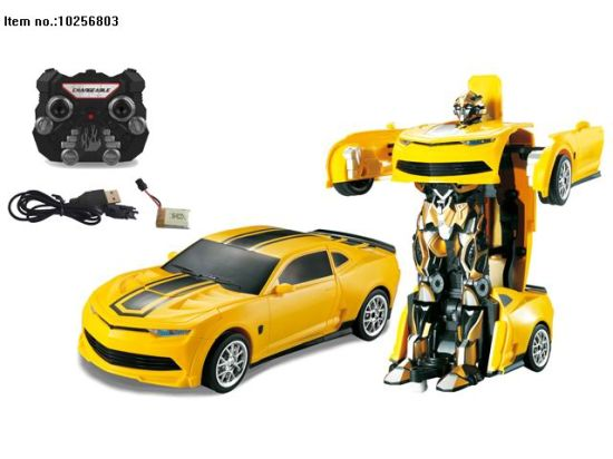 5 Function R/C Deformation Car Toys with Light and Music pictures & photos