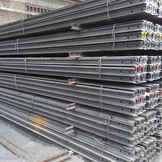 Factory Direct Industry Use Railway Steel Rail Track for Crane pictures & photos
